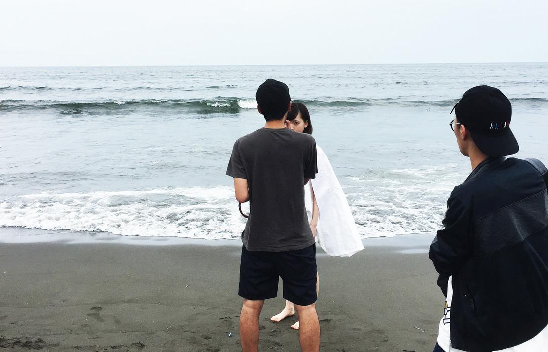 アイドルに寄せたくない──海から現れた少女たち